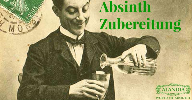 Absinth Zubereitung: So trinkst Du ihn richtig!