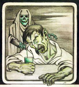Absinth giftig?