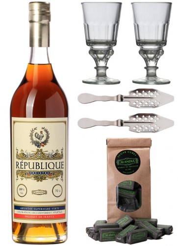 République Vintage Set