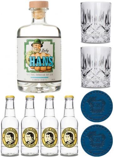 Get Lucky Gin & Tonic Set