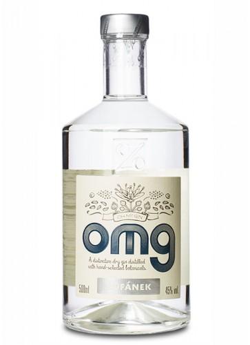 Oh My Gin OMG Etikette