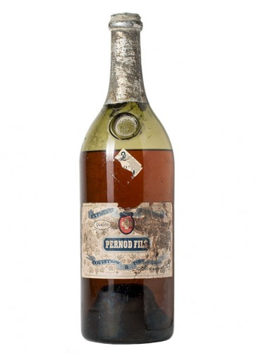 Pre-ban Absinthe Pernod Fils