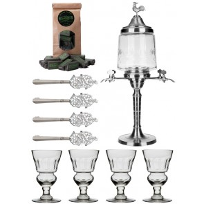 "Absinthe Fountain Set ""The Best"""
