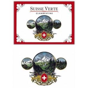 Suisse Verte Poster