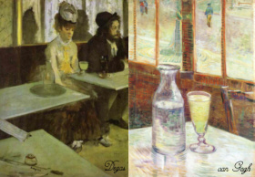 Absinth in der Kunst